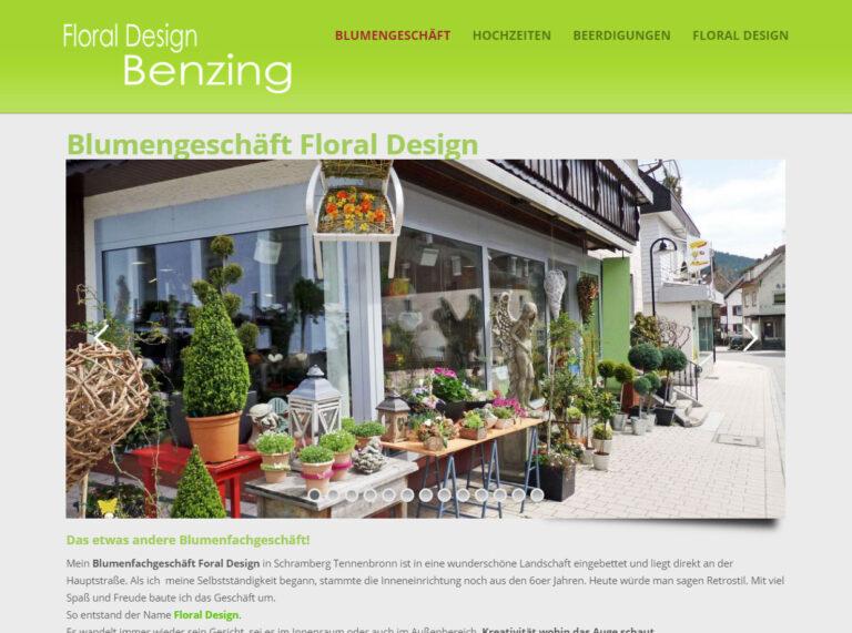 Benzing Floral Design