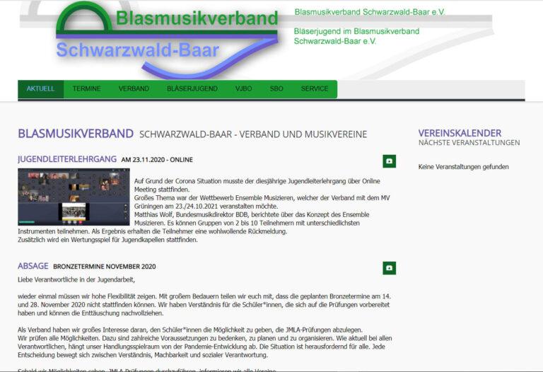 Blasmusikverband Schwarzwald-Baar