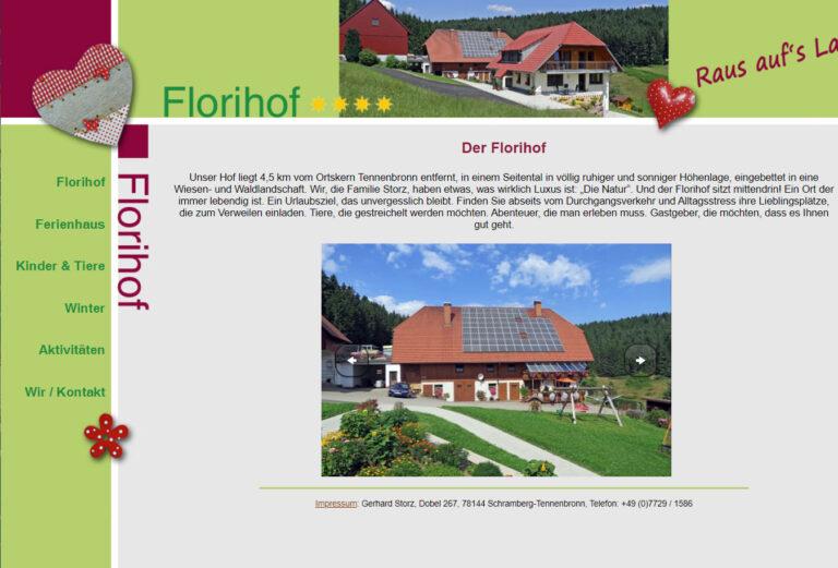 Ferienwohnung Florihof