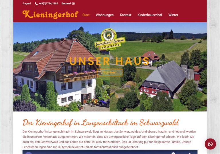 Ferienwohnung Kieningerhof