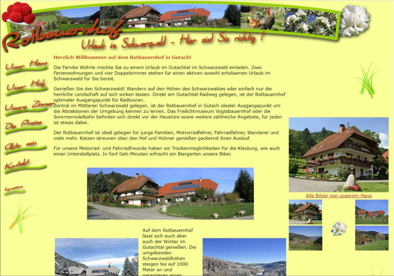 Ferienwohnung Rotbauernhof