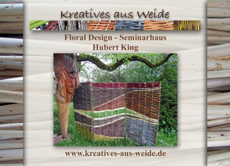 Flyer Kreatives aus Weiden Din A6