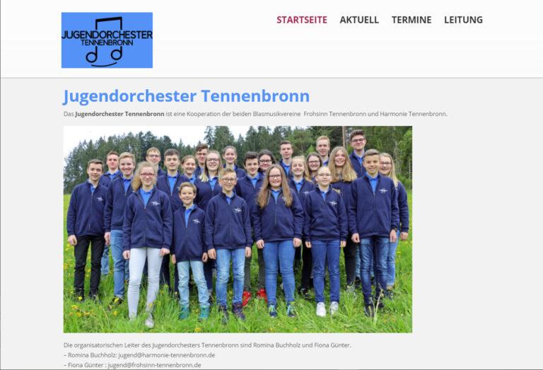 Jugendorchester Tennenbronn
