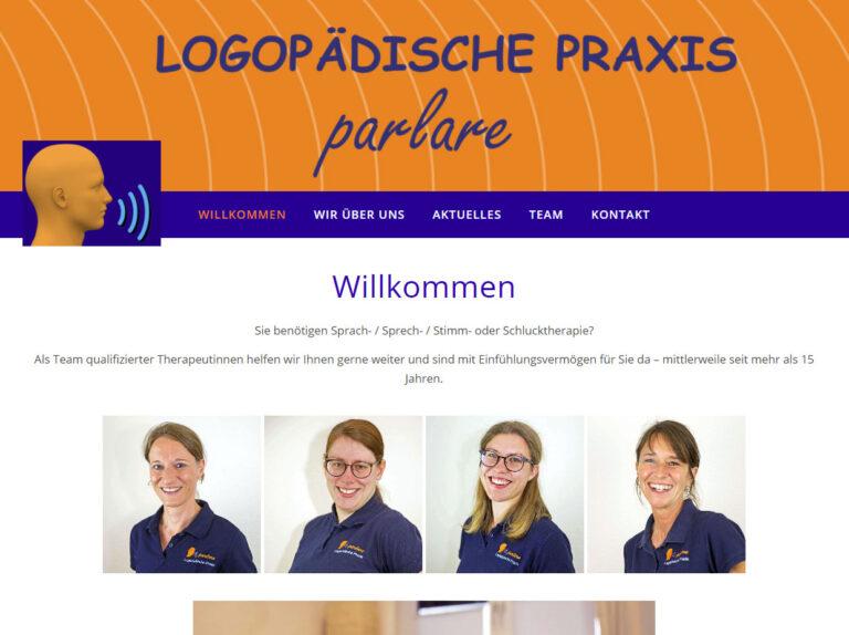 Logopädische Praxis Parlare