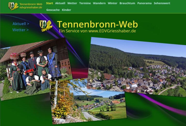 Tennenbronn-Web