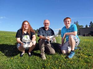 Drohnen Service EDV Griesshaber